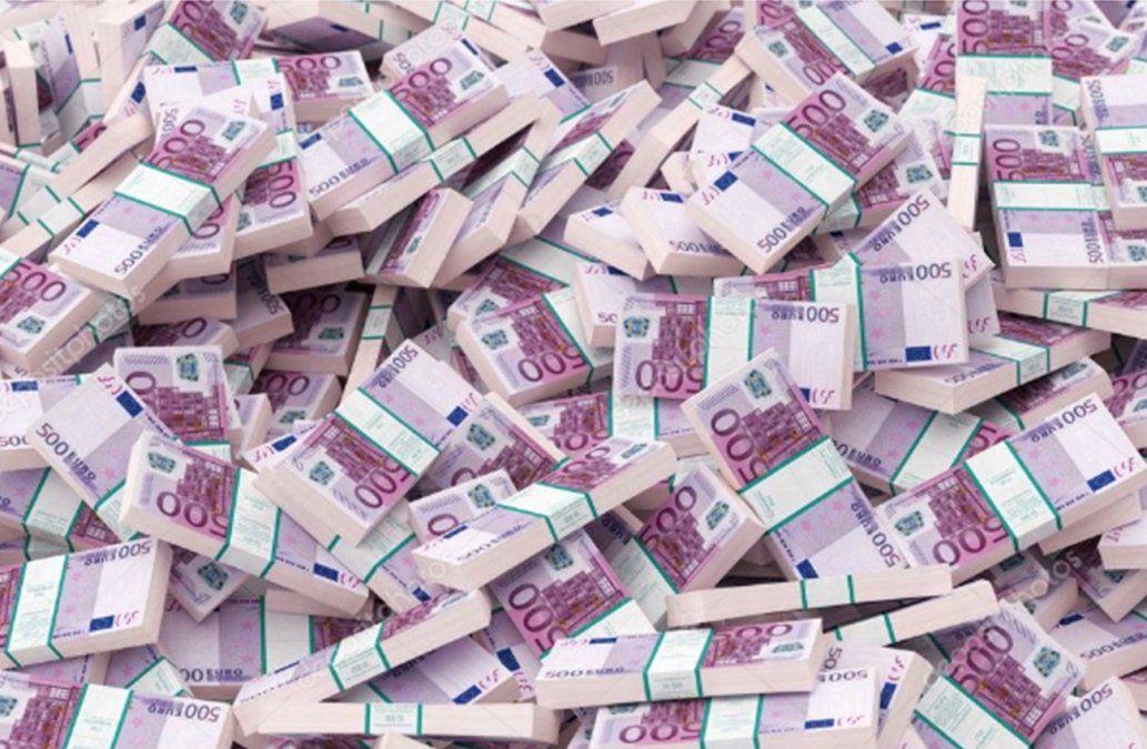 Un cura alemán roba 120.000 euros de su parroquia para jugar a la lotería