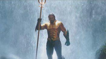 Lanzan el tráiler final de Aquaman, que se estrena en diciembre en Uruguay