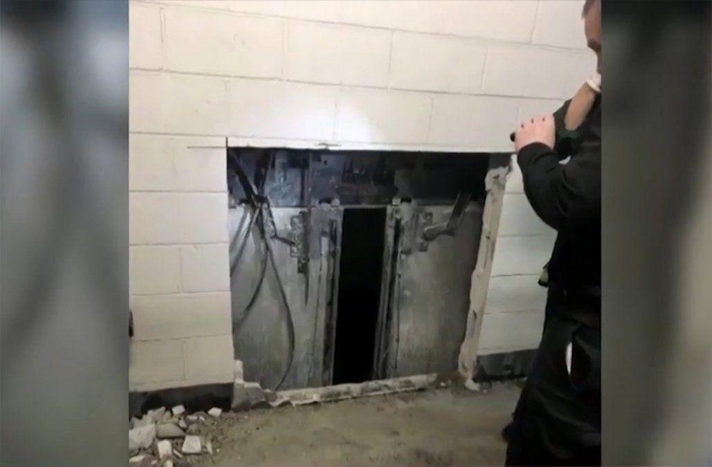 Un ascensor con seis personas, entre ellas una embarazada, se desplomó 84 pisos