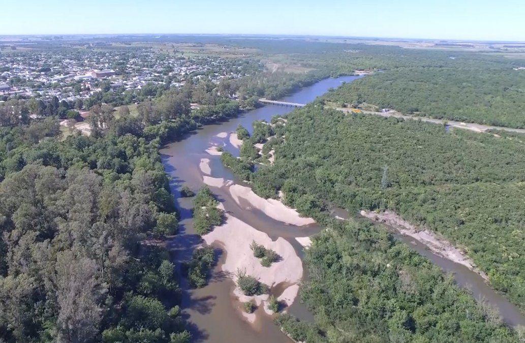 OSE asegura que vertido de lodo con tóxicos al Santa Lucía no afecta el río