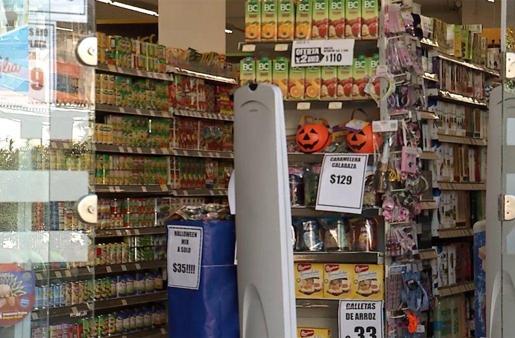 Se perdieron 3.000 puestos de trabajo en los supermercados en los últimos 4 años