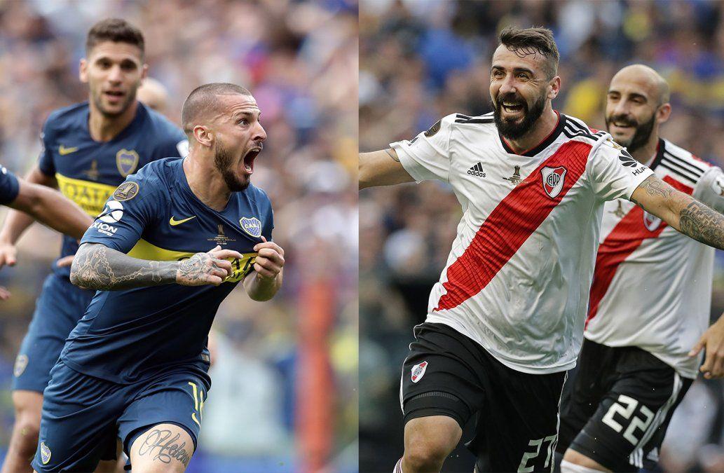 River-Boca: gloria o humillación en histórica final de Copa Libertadores