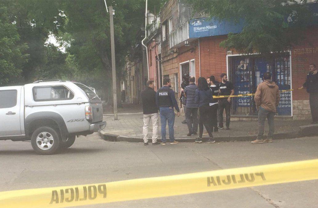 Delincuente amenazó a las embajadas de Argentina y Gran Bretaña y a familiares de Bonomi