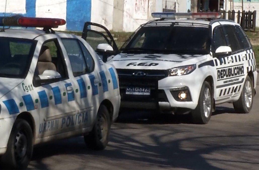 15 personas condenadas por armas, drogas y hurto de luz y agua en Marconi y Borro