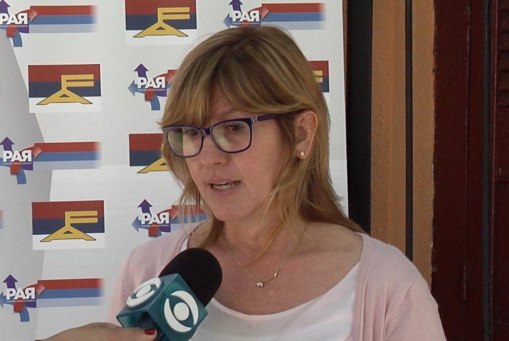 Cristina Lustemberg apoyará la precandidatura de Daniel Martínez