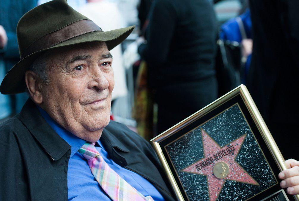 A los 77 años murió Bernardo Bertolucci, director de El último tango en París