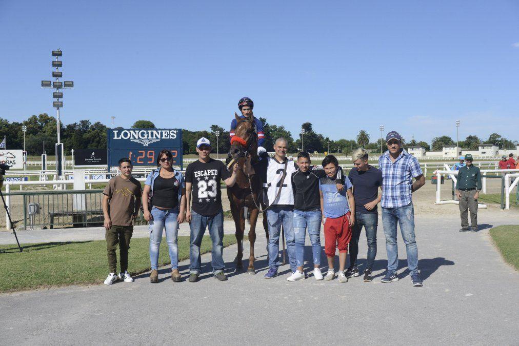Sinabung ganó el Clásico Argentina (L)