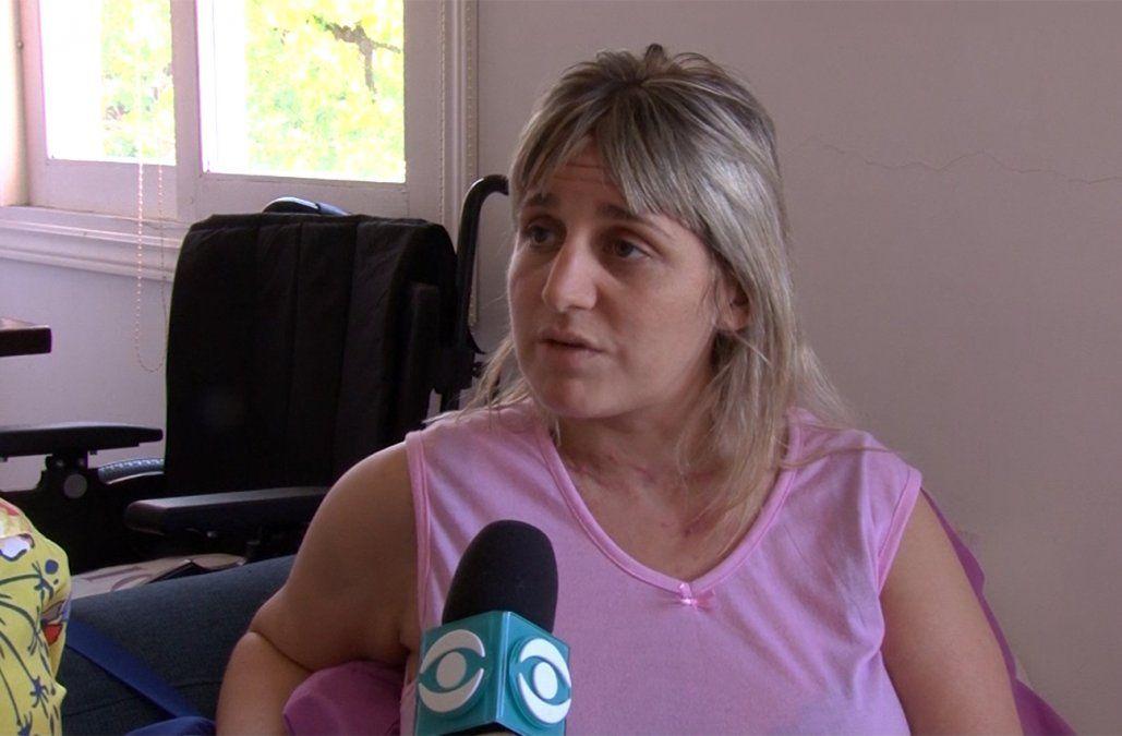 Mujer atropellada en rambla de Maldonado pide Justicia y la colaboración de testigos