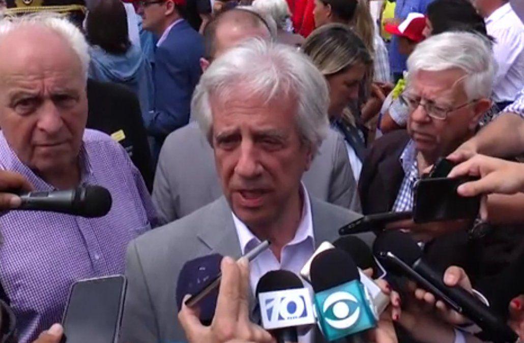 Periodistas de Artigas se quejaron del tono burlesco de Vázquez y denuncian agresión