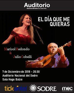 El día que me quieras, Marisol Redondo & Julio Cobelli