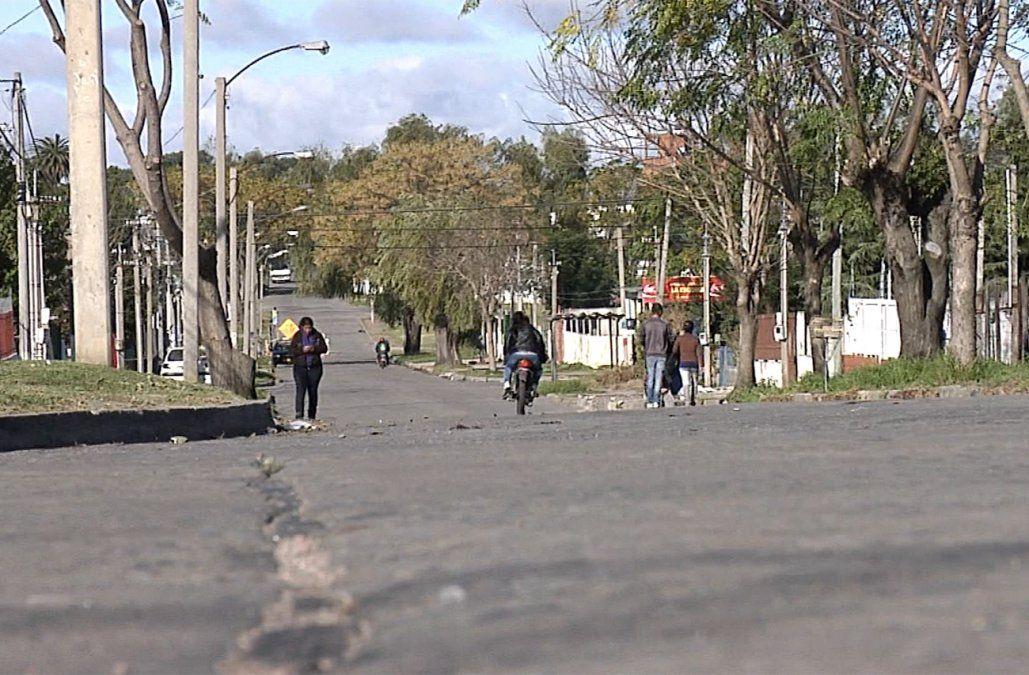 Pelea entre cuñados terminó en tiroteo: un baleado, dos detenidos y tres armas incautadas