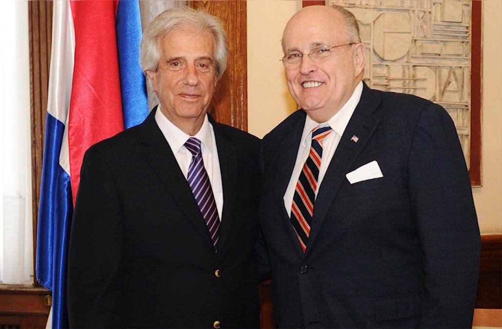 Novick acusó al presidente Vázquez de engañar a la gente en materia de seguridad