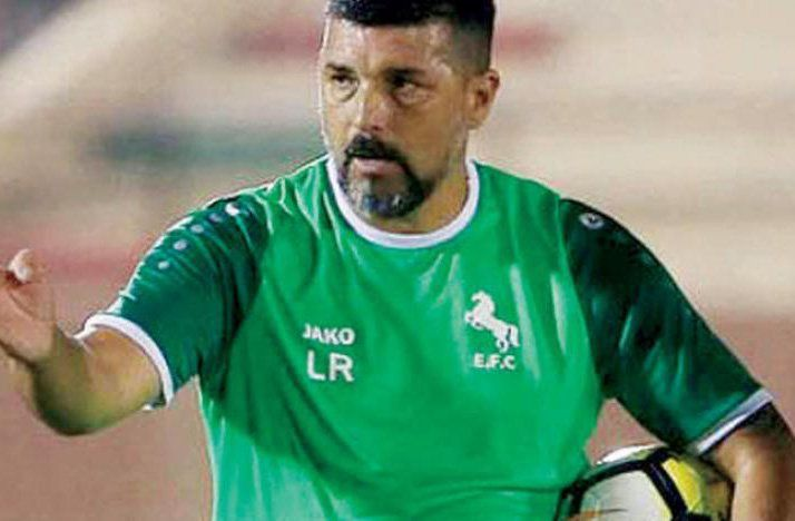 Leo Ramos llegó en medio de una gran expectativa al fútbol árabe.