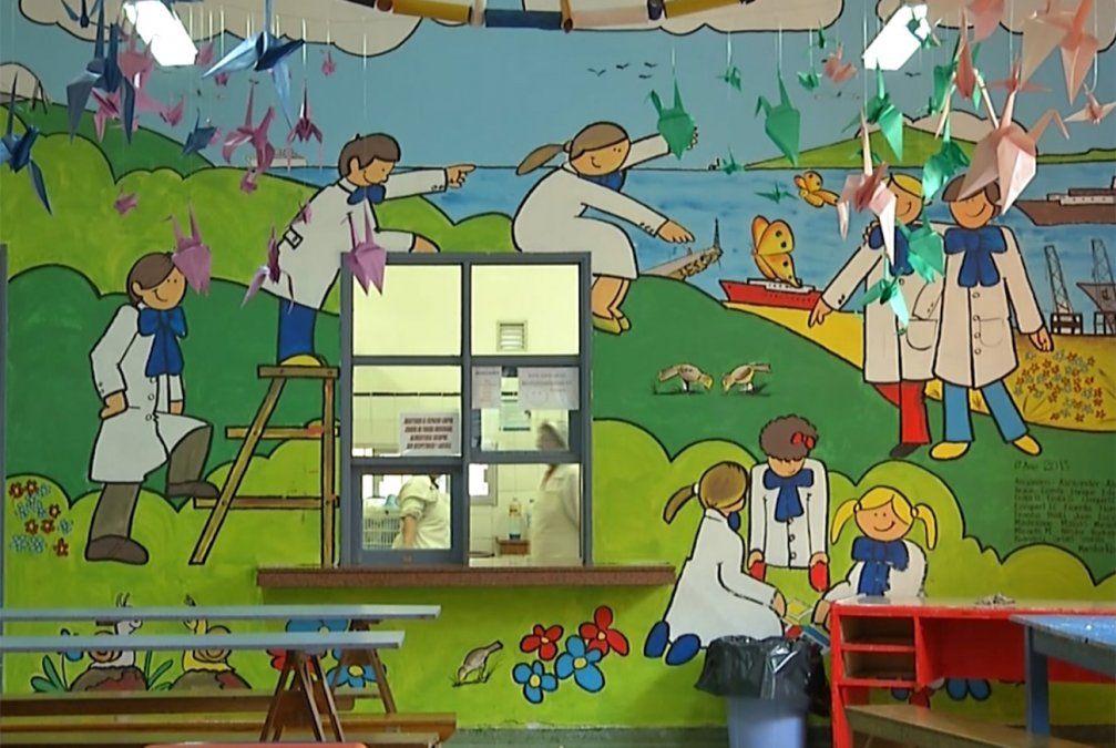 Primaria gasta a diario 600.000 dólares en 50.000 niños que no van a clase