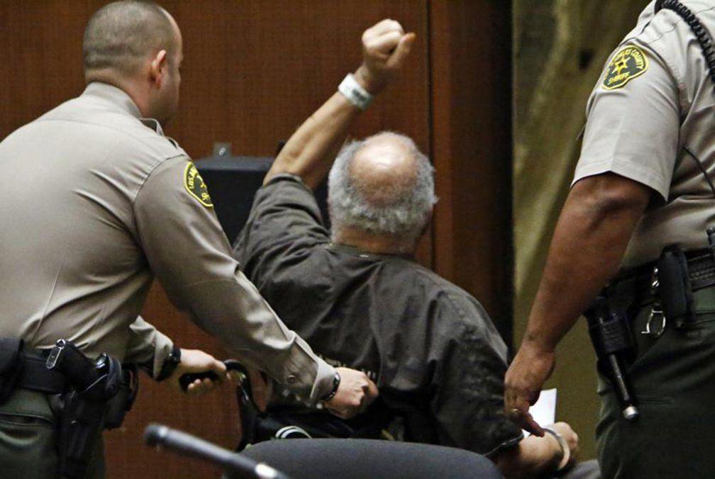 Vagabundo de 78 años podría ser el peor asesino en serie en la historia de EEUU