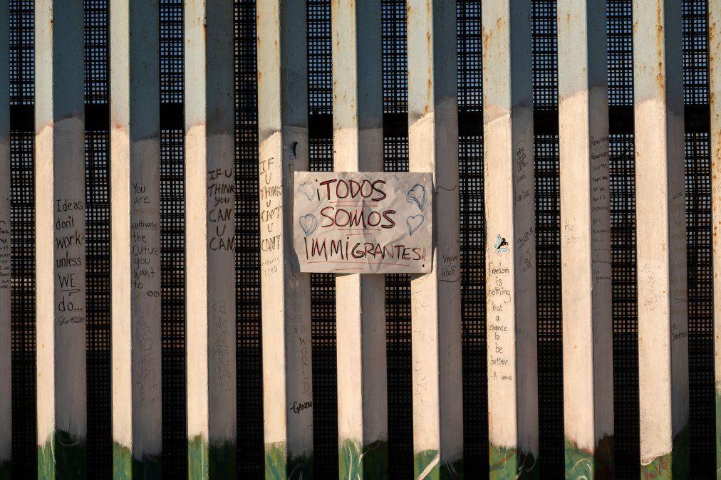 Mujeres de caravana migrante, en huelga de hambre para presionar a México y EEUU