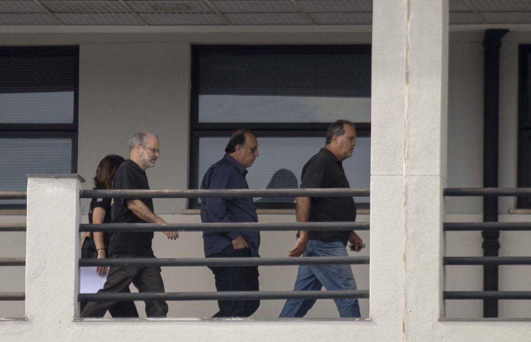 Detienen al gobernador de Rio de Janeiro por cargos de corrupción
