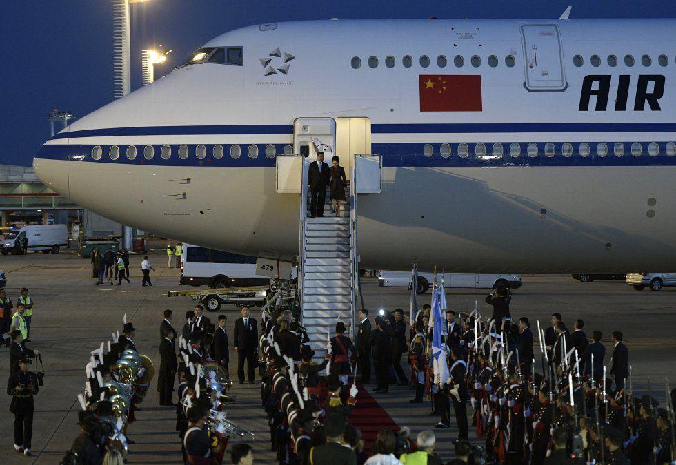 Blooper en el G20: confundieron al presidente chino con uno de sus diplomáticos
