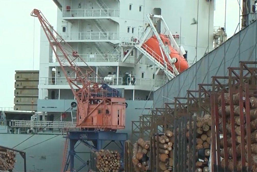 Presidencia decretó pautas para reducir riesgos del trabajo portuario