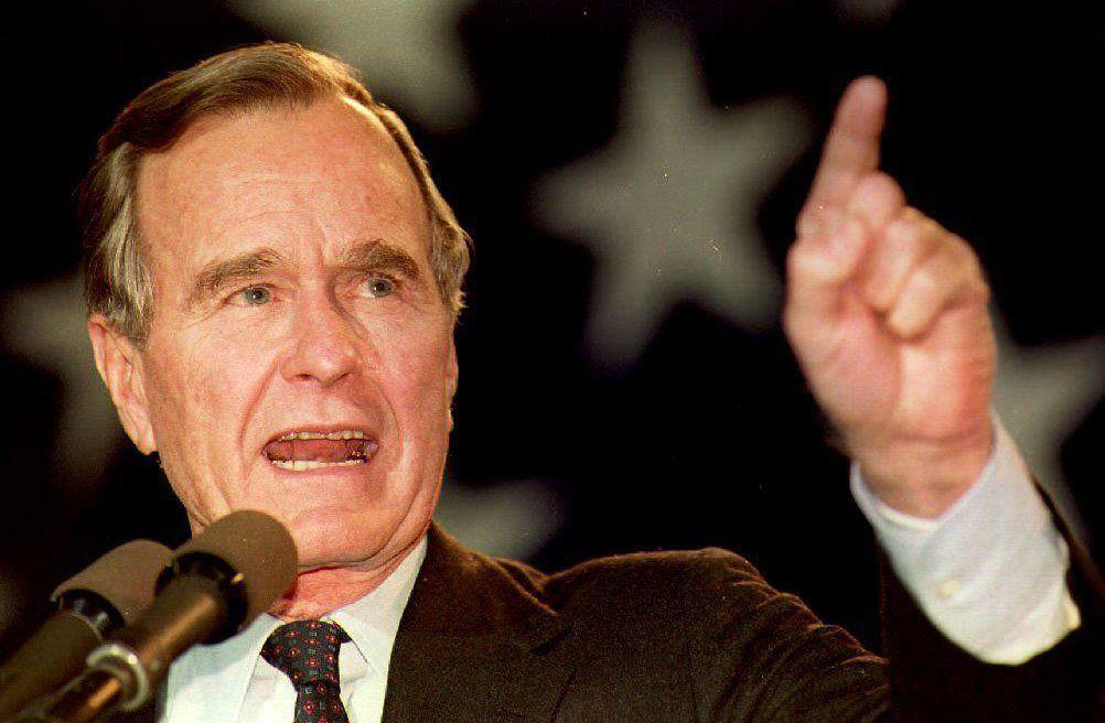 Murió a los 94 años el ex presidente estadounidense George H.W. Bush