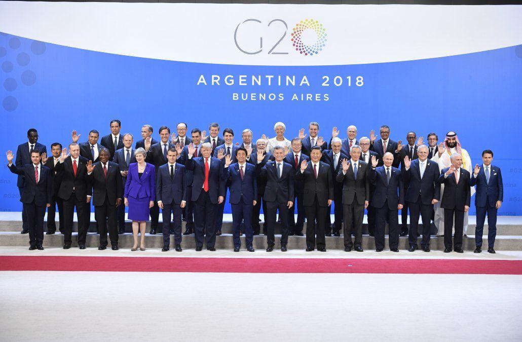 G20 alude a problemas en el comercio sin hablar de proteccionismo