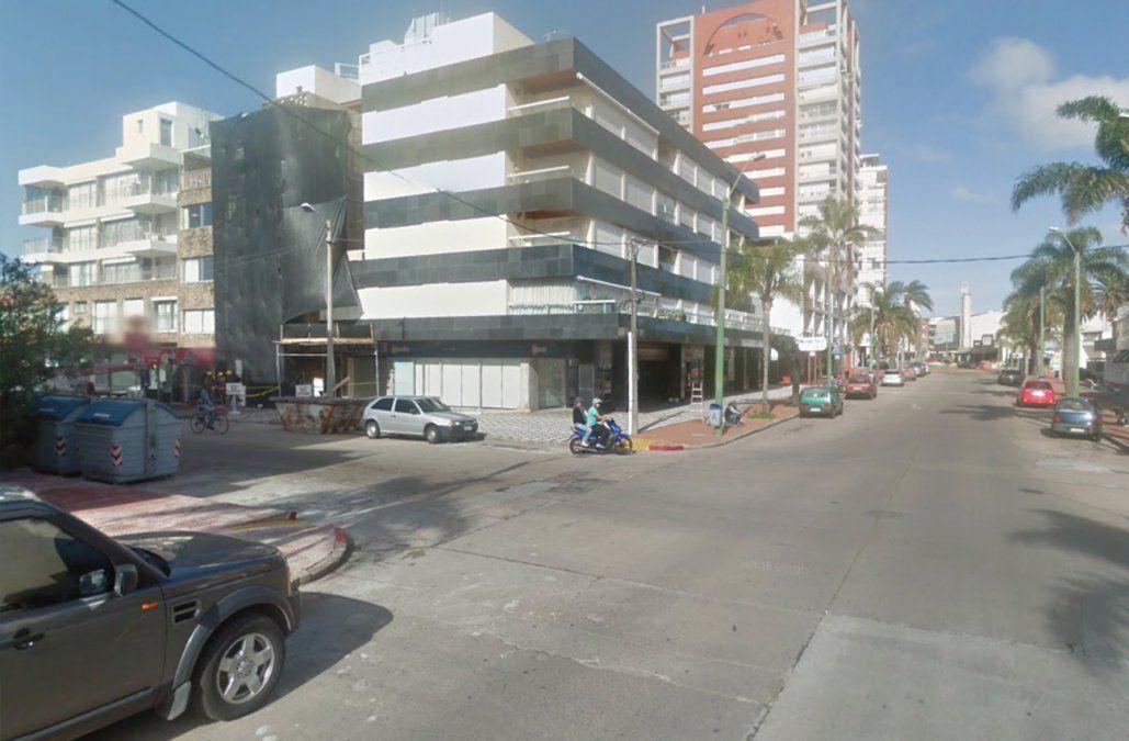 Avda. Gorlero y calle El Estrecho.