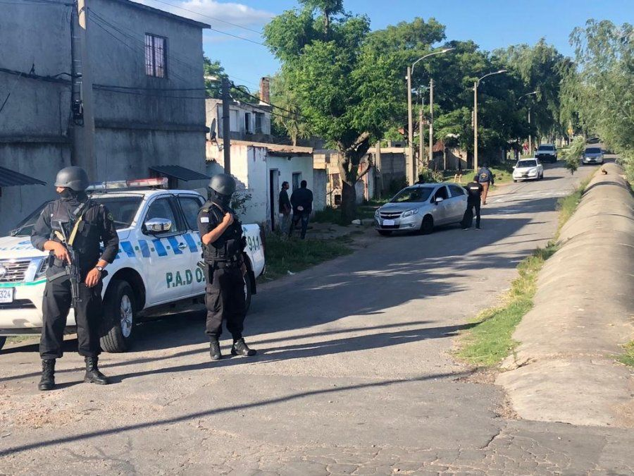 17 detenidos en megaoperativo contra el narcotráfico en Tres Ombúes