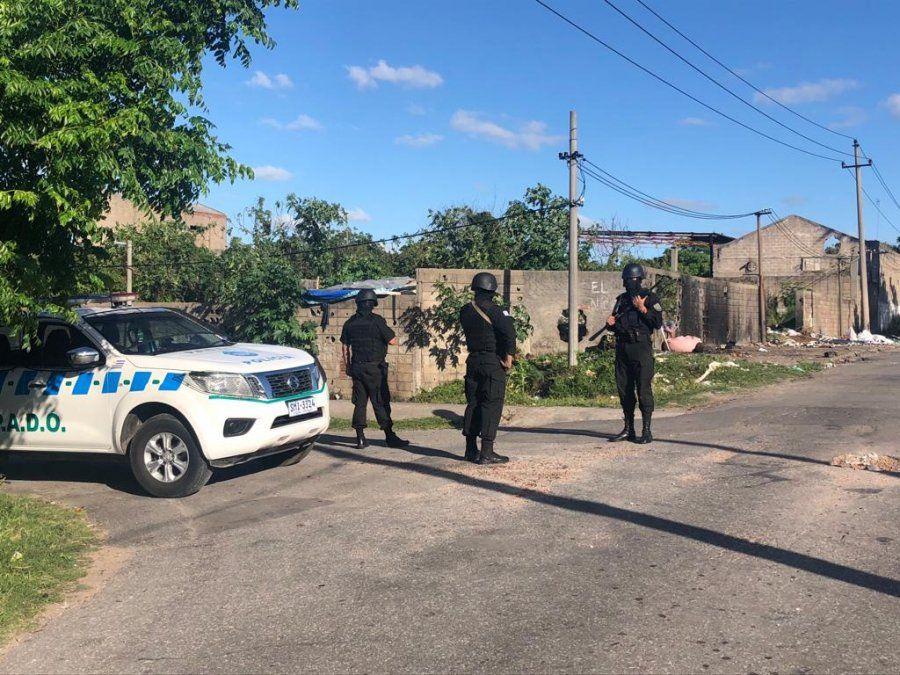 Cuatro condenados bajo libertad vigilada tras megaoperativo en Tres Ombúes