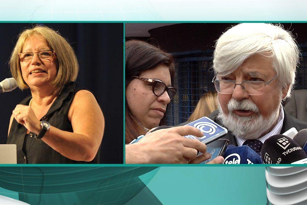 Mónica Xavier dijo que hubiera sido deseable que rotara el ministro del Interior