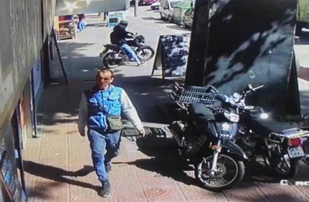 Armados y a cara descubierta, dos delincuentes robaron $ 320.000 en una carnicería