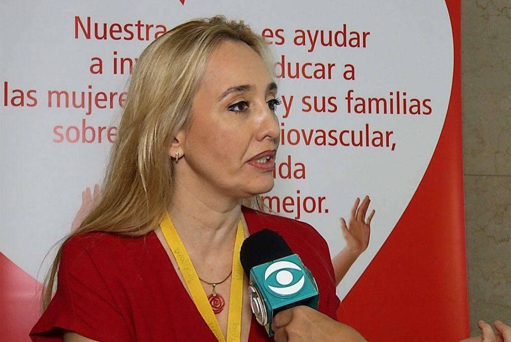 Cada día mueren 13 mujeres por enfermedades cardíacas en Uruguay