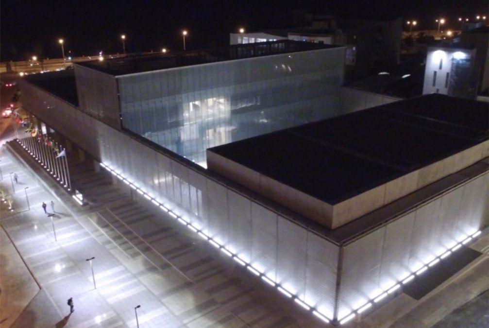 Inauguran nuevo edifico de CAF en un predio histórico de Montevideo