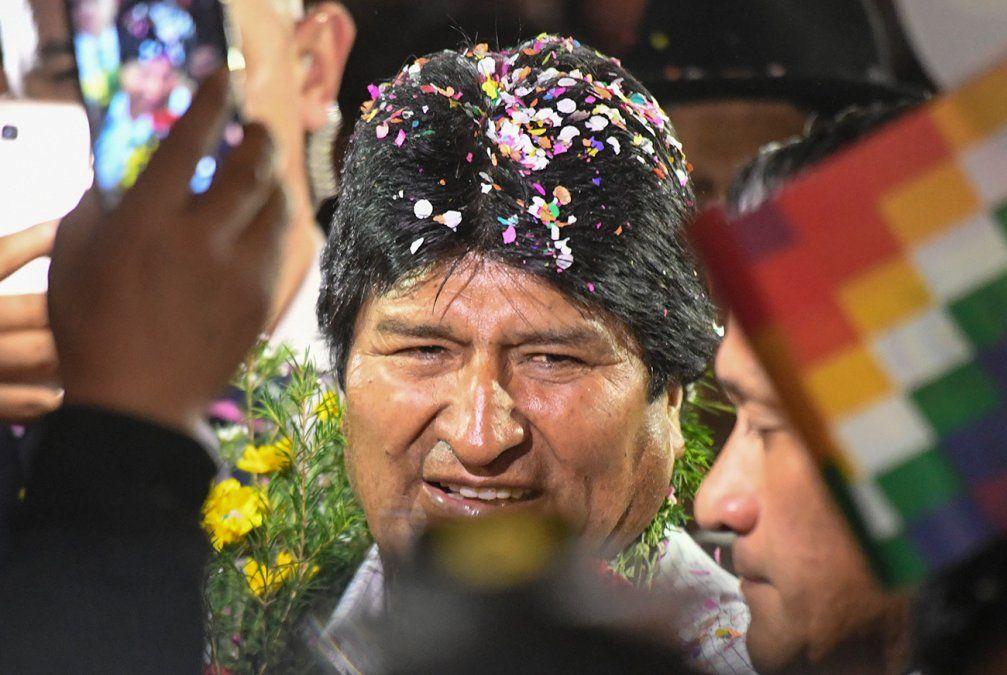 A pesar del referéndum, el tribunal electoral boliviano permite nueva postulación de Evo Morales