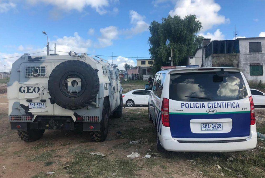 Seis detenidos en Los Palomares por usurpación de viviendas y conexiones ilegales