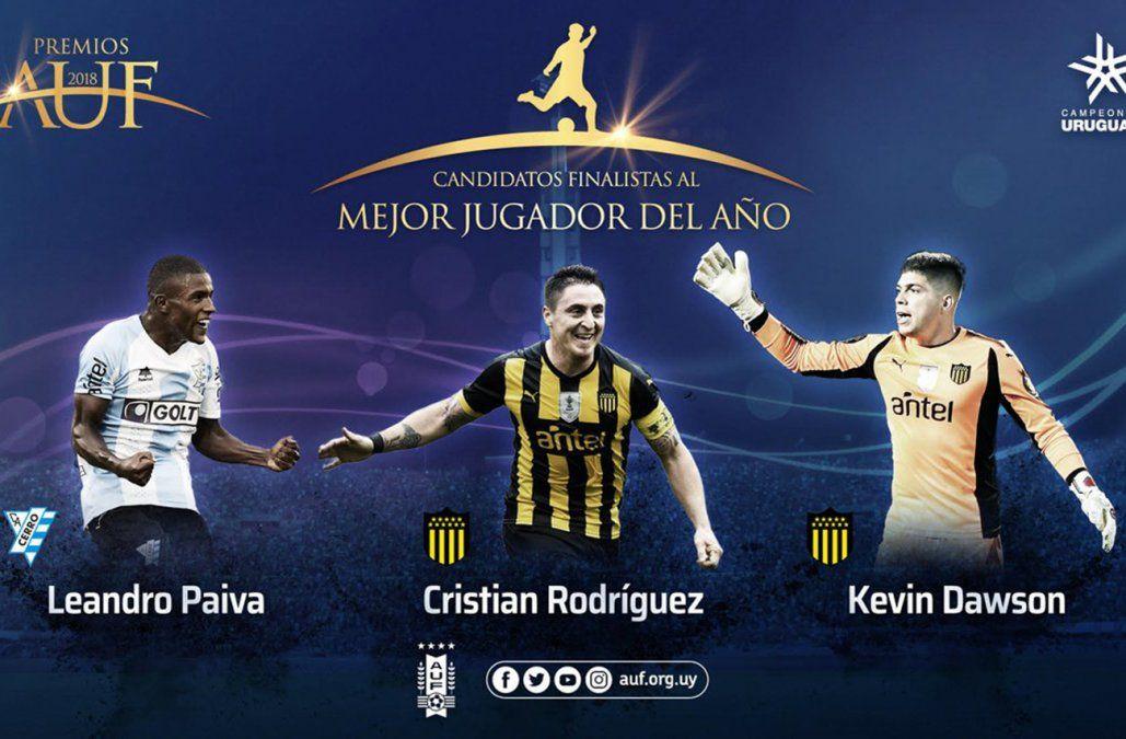 ¿Quién será el mejor jugador del año? Está entre Dawson, Paiva y Cebolla Rodríguez