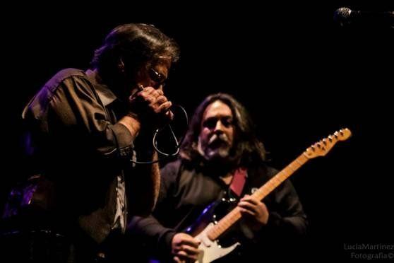 La Chicago Blues en vivo en dos presentaciones