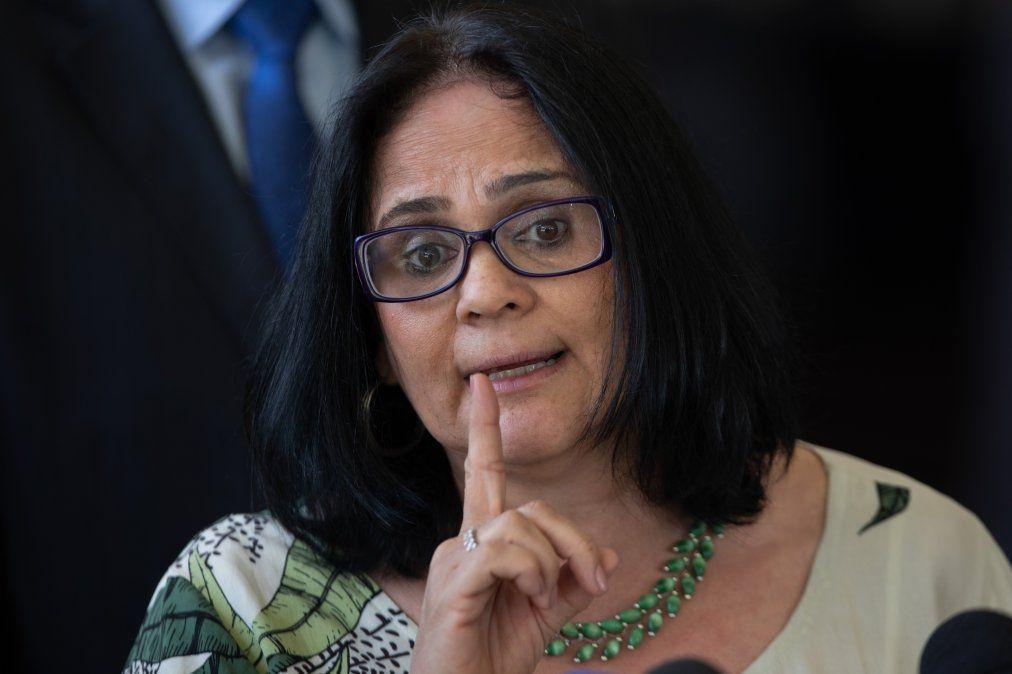 Pastora evangélica será la ministra de la Mujer y la Familia de Bolsonaro