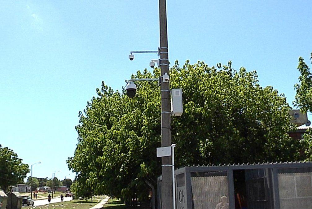 Ministerio del Interior instala cámaras de videovigilancia en Los Palomares