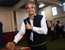 José Decurnex ganó por goleada y es el nuevo presidente de Nacional