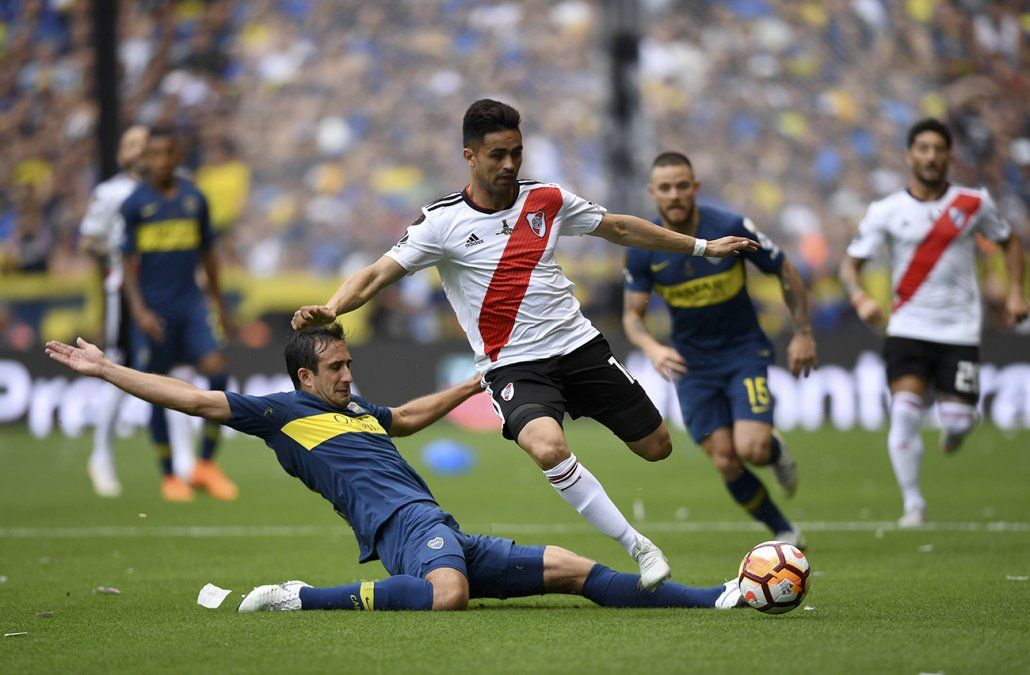 River y Boca juegan la finalísima de la Libertadores este domingo en Madrid