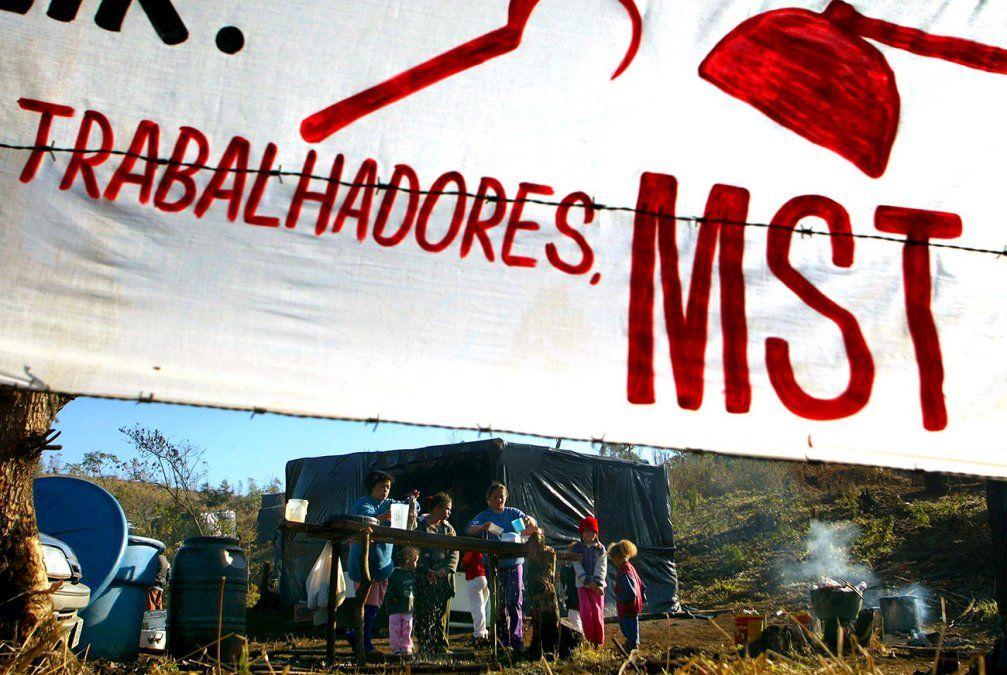 Dos líderes del Movimiento Sin Tierra fueron ejecutados en Brasil