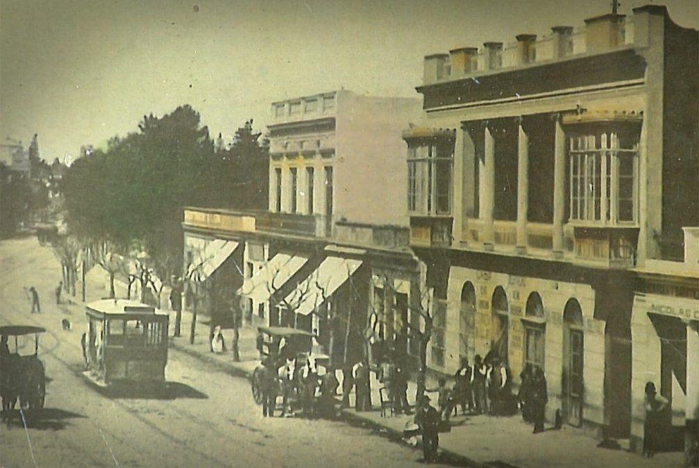 Paseo del Hotel: los secretos que esconde el antiguo Hotel del Paso Molino