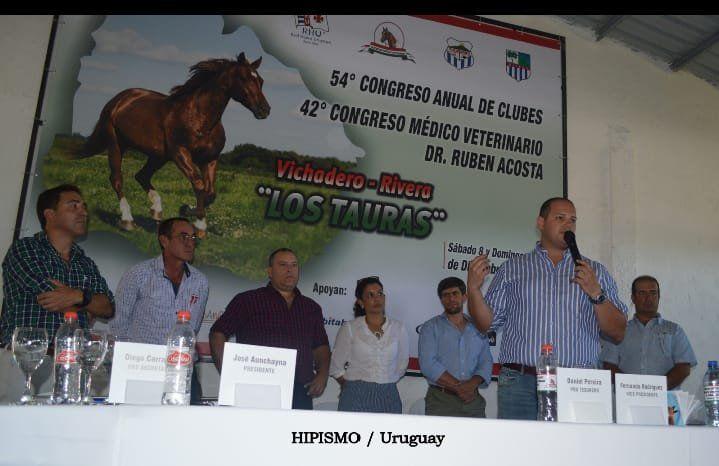 Vichadero fue sede del 54° Congreso Anual de la Federación Ecuestre Uruguaya