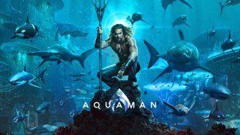 Te invitamos a una función especial de Aquaman, con juegos y premios