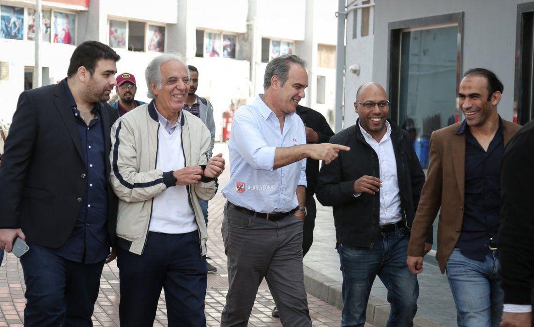 Martín Lasarte es el nuevo entrenador de Al Ahly de Egipto