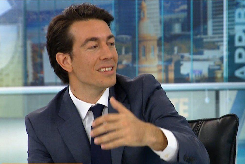 Sartori critica posición del gobierno uruguayo en relación a situación política venezolana