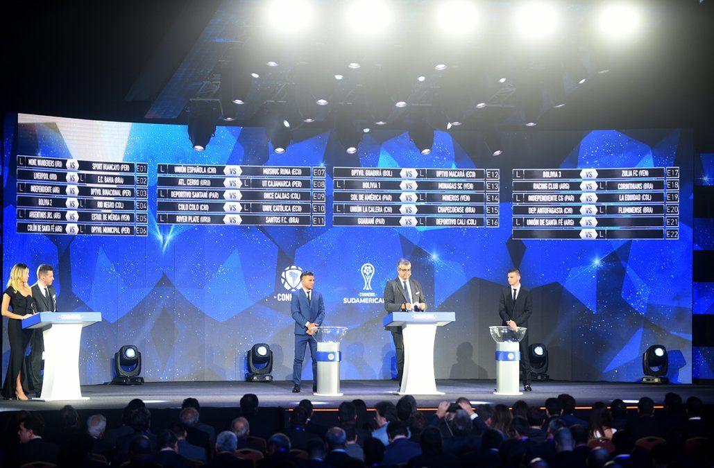 La suerte de los equipos uruguayos en la primera fase de la Sudamericana 2019