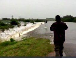 Las lluvias y el paro de transportistas de combustibles perjudicaron a la agricultura