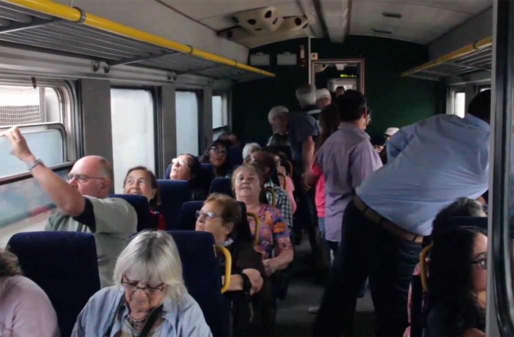 Reinauguraron el tren de pasajeros entre Tacuarembó y Rivera