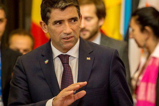 Raúl Fernando Sendic cuando era escuchado en foros internacionales en los que sostenía que las personas de izquierda no son proclives a la corrupción